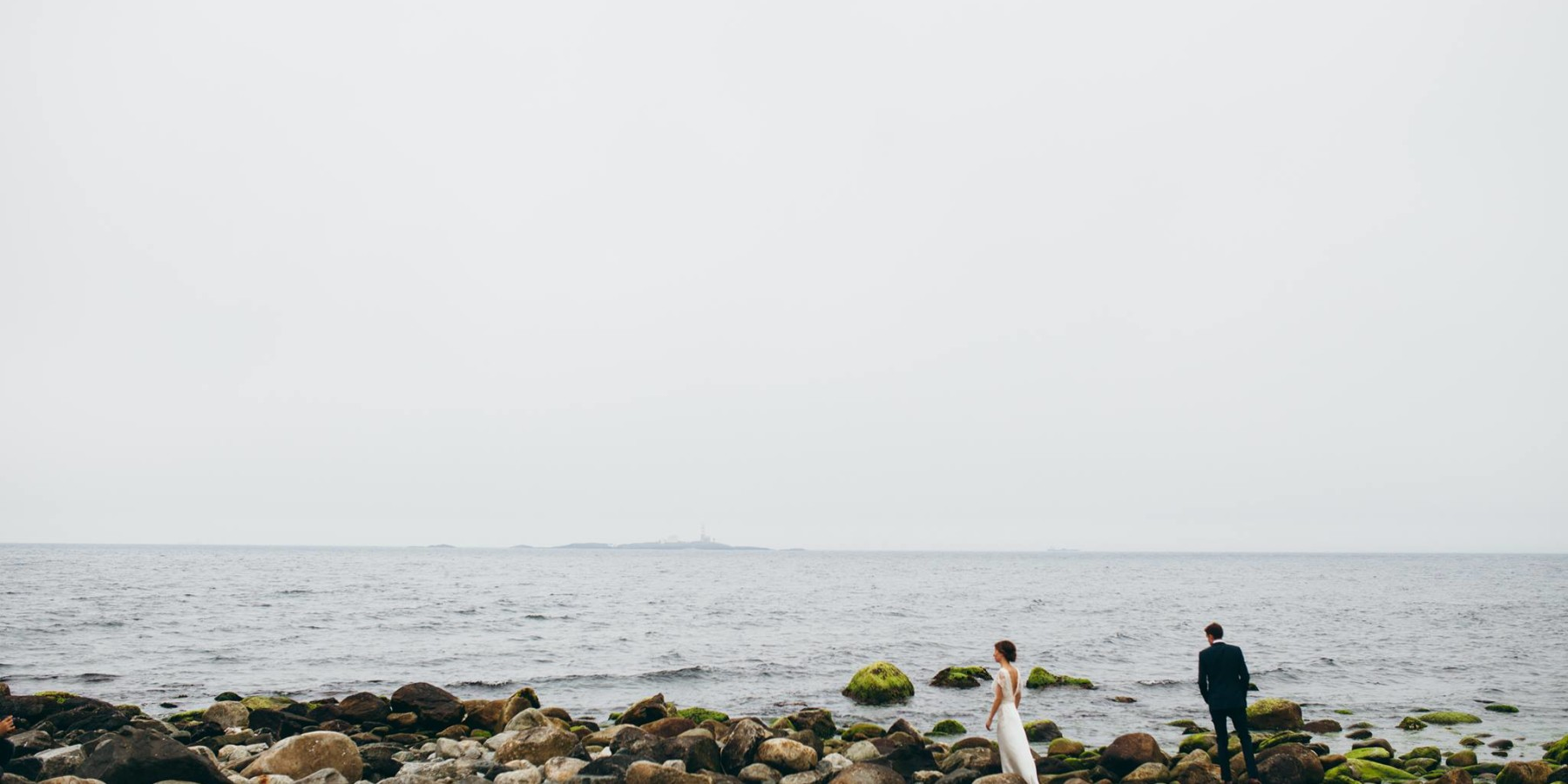 Relaxed destination wedding by the Nordic sea in Stavanger, Norway, by London wedding photographers, Green Antlers Photography