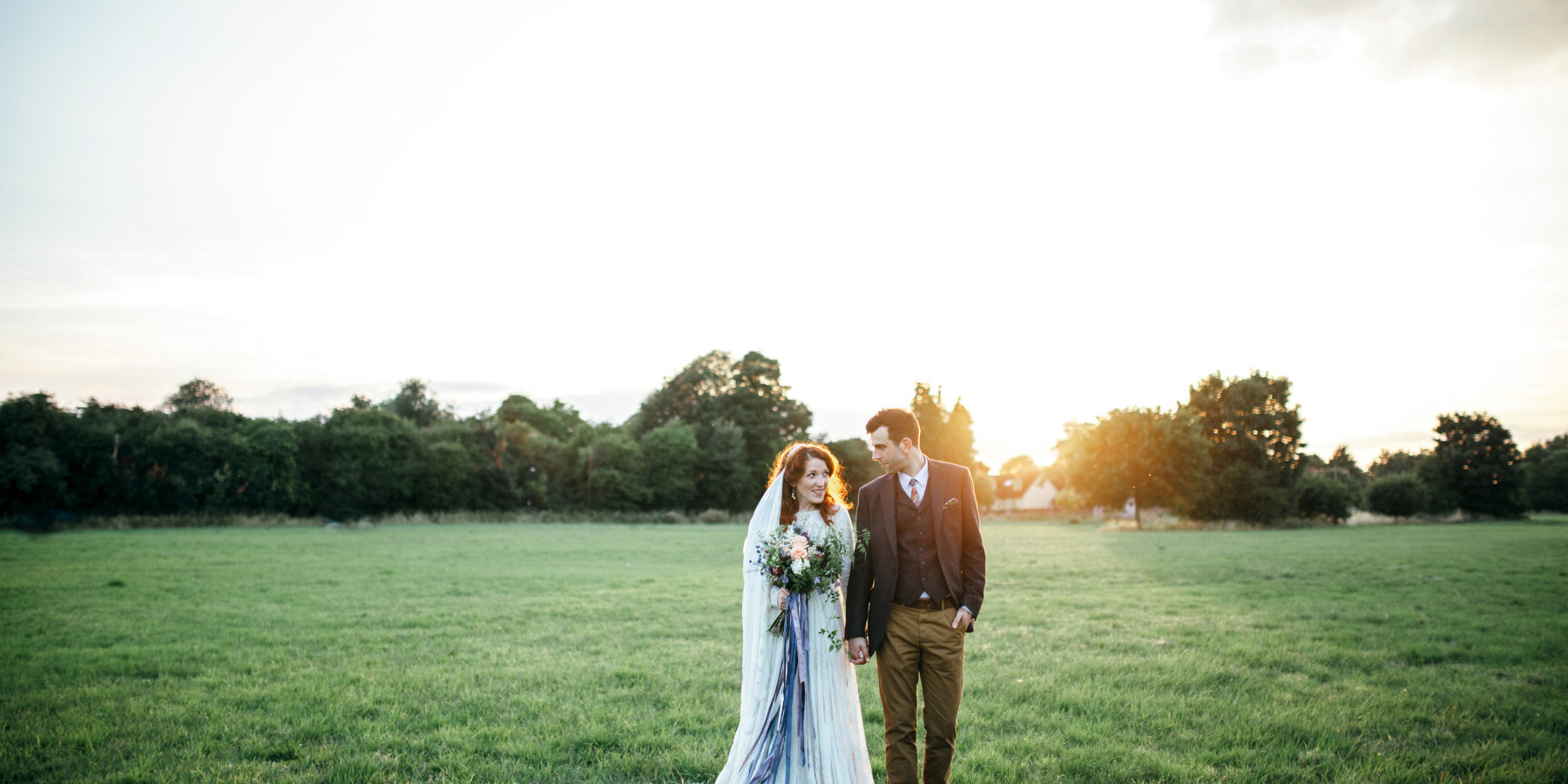 Whimsical Eclectic Homespun Wedding in a Tent, by London Wedding Photographer, Green Antlers Photography